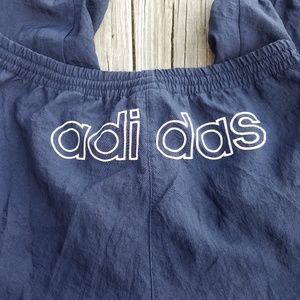Vintage Adidas Spellout Big Logo track Pants